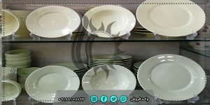 فروش عمده انواع ظروف سرامیکی رنگی