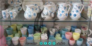فروش عمده انواع سرویس پارچ و لیوان