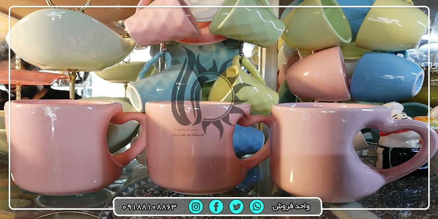 فروش عمده انواع ماگ و لیوان با قیمت تولیدی