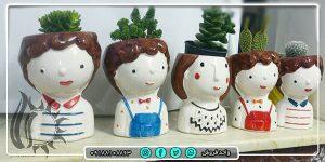عمده فروشی و مرکز پخش گلدان